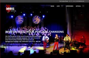 neue Internetseite beets.de